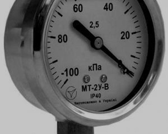 терморезисторные вакуумметры